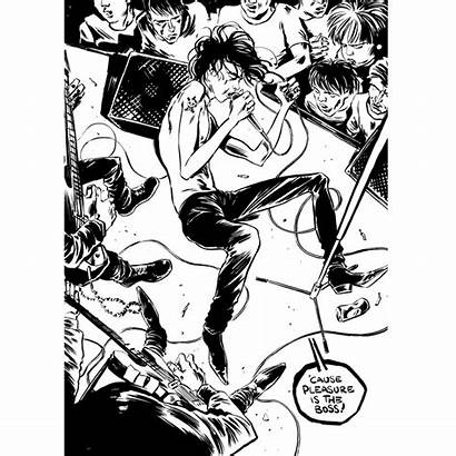 Cave Nick Graphic Mercy Novel Kleist Sentireascoltare