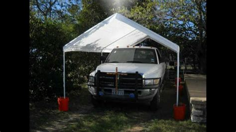 caravan canopy    domain carport youtube