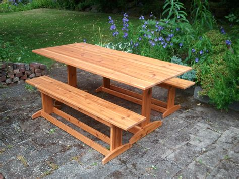unfinished picnic tables for sale 6ft trestle picnic table adirondack chairs seattle
