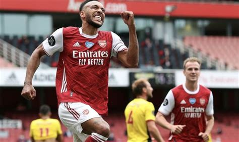 Arsenal decide not to trigger Pierre-Emerick Aubameyang ...