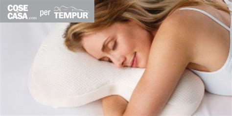 Cuscino Per Dormire Bene - materassi e cuscini per dormire bene cose di casa