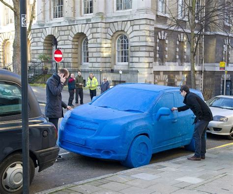 life size play doh car surfaces  london autoguidecom news