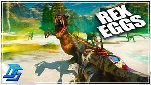 Mutated, Rex, Attack, Stealing, Rex, Eggs