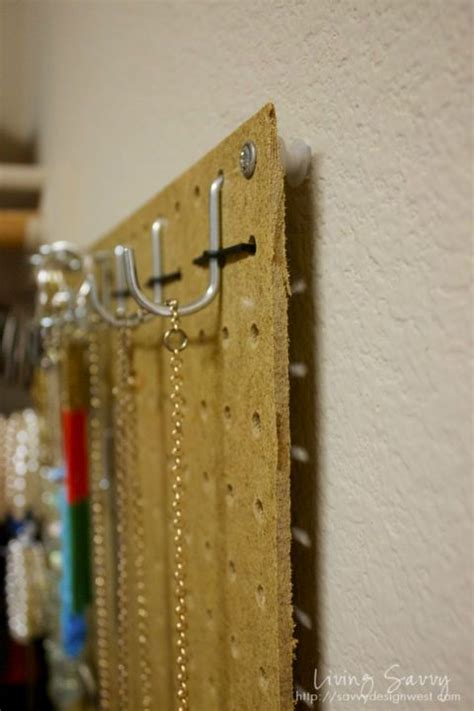 cable ties  hold hooks  pegboard tip tricks pinterest cable hooks  jewelry