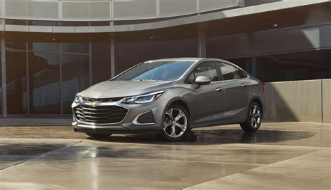 Restyled 2019 Chevy Cruze  All You Need To Know