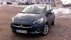 Opel Corsa Turbo : 2016 opel corsa 1 4 turbo ecoflex 100 hp test drive by ~ Jslefanu.com Haus und Dekorationen