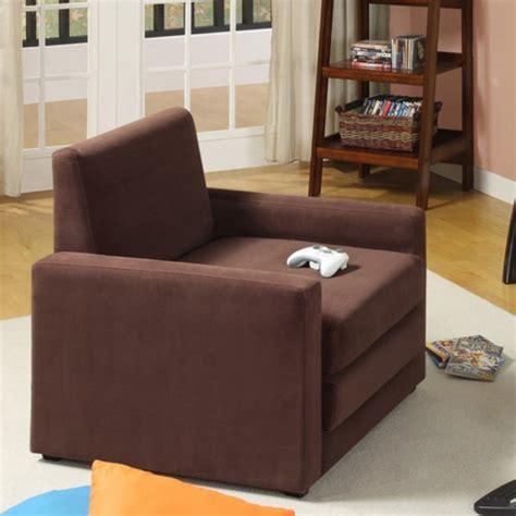 traditional sleeper sofa bed dorel single sleeper chair brown traditional futons