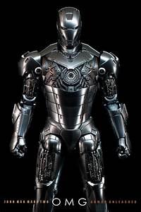 Hot Toys IRON MAN 2 - Mark II Armor Unleashed — GeekTyrant ...