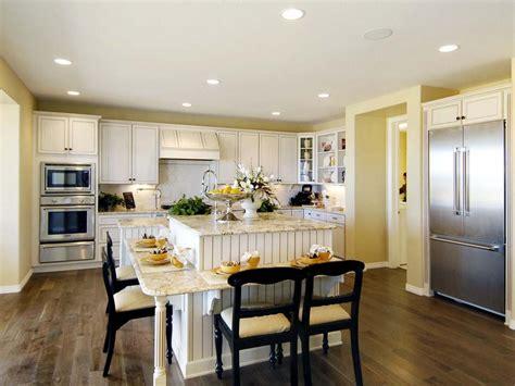 eat in kitchen islands kitchen island design ideas pictures options tips hgtv