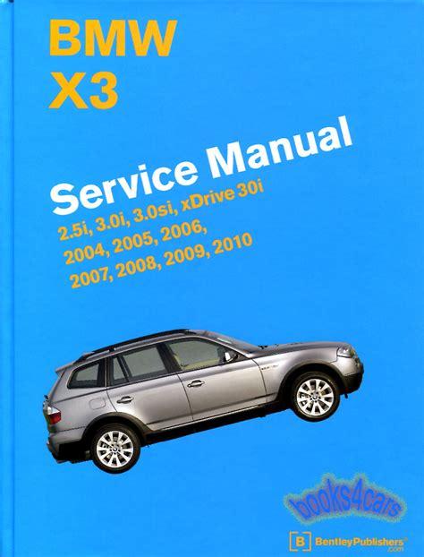chilton car manuals free download 2010 bmw x3 lane departure warning bmw manuals at books4cars com