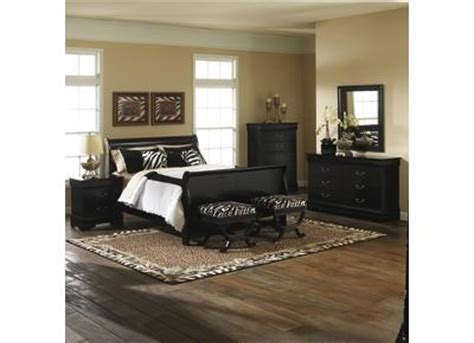 badcock furniture bedroom sleigh bed in black furniture ideas i want to