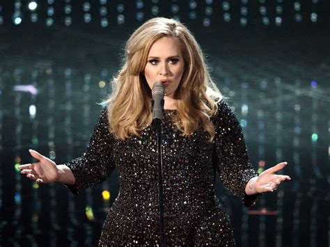 10-time Grammy Winner Adele Is Finally Making A Coming