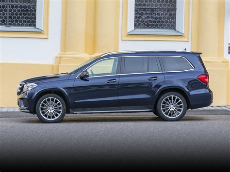 car mercedes 2017 new 2017 mercedes benz gls450 price photos reviews