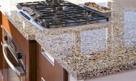Recycled Glass Countertops San Diego by Alehouse Vetrazzo Counters At Marble City Ca