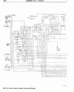 Wiring Diagram For 62 Falcon