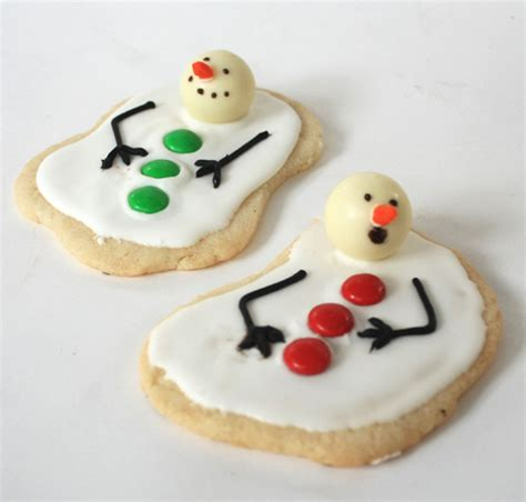 top  snowman treats     kids