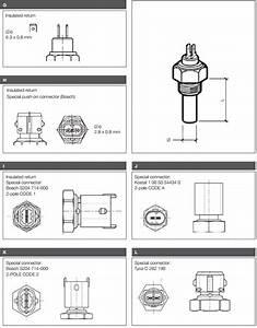 Vdo Engine Temp Diagram