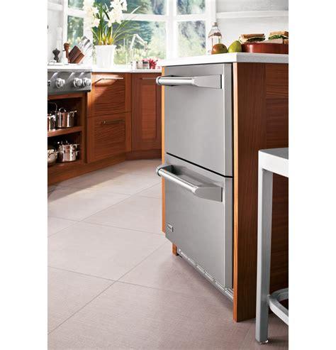 ge monogram double drawer refrigerator module zidiwii ge appliances