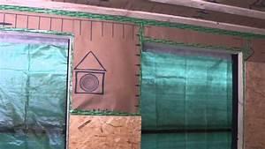 Heizkörper Dämmung Platten : dampfbremse auf riegelwand youtube ~ Watch28wear.com Haus und Dekorationen
