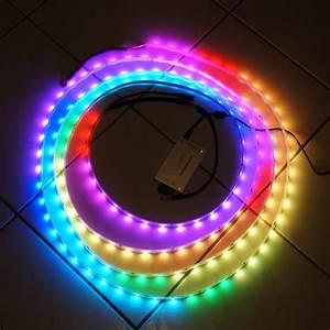 Eclairage Led En Ruban : kit ruban leds programmable magic dream deco led eclairage ~ Premium-room.com Idées de Décoration
