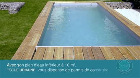 piscine urbaine en bois proswell 6 x 2 50 top innovation
