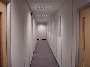 Mezzanine Offices Fire Protection Office Refurbishment