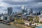 File:City of London, seen from Tower Bridge.jpg ...