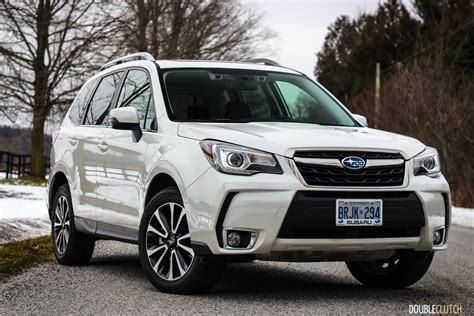 subaru forester 2017 black 2017 subaru forester 2 0xt limited doubleclutch ca
