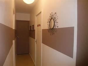 conseils pour mon couloir With quelle couleur de peinture pour un couloir