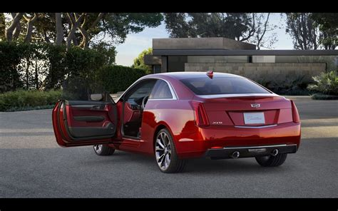 red cadillac ats 2015 owners