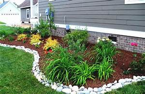Awesome, Garden, Landscaping, Ideas, For, The, Space, Around, Your, House