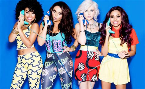 Little Mix debuts with a Top 5 album; Become first UK girl ...