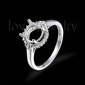 white gold wedding ring settings without stones With white gold wedding ring settings without stones