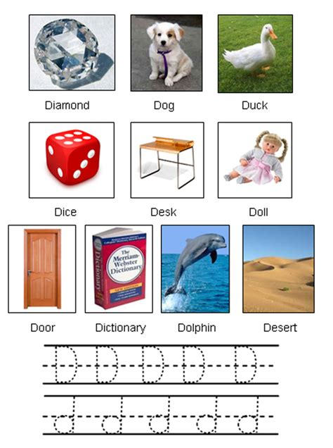 picture of objects starting with letter d picture of objects starting with letter d 30311