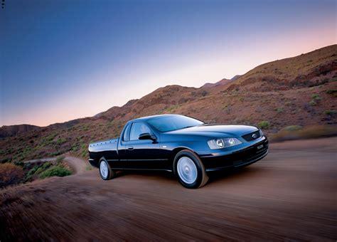 2004 Ford Ba Mkii Falcon Ute Hd Pictures Carsinvasioncom