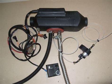 eberspacher volt dlc compact diesel night heater