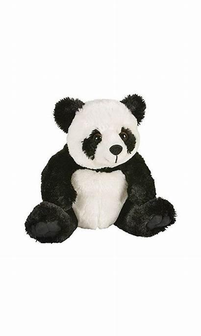 Stuffed Panda Animals Clipart Animal Toy Plush