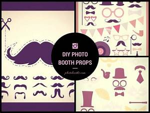diy wedding photo booth props free template downloads With wedding photo booth props templates