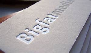 ways to make your business cards stand out designfestival With business cards embossed lettering