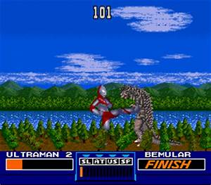 Ultraman - Towards the Future - Download - ROMs - Super ...