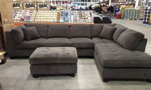 Costco 7 piece modular sectional sofa in gray my living for 7 piece modular sectional sofa