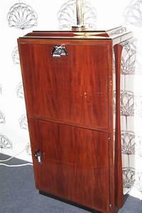 Meuble Art Deco Occasion : bar art deco en acajou bar art deco vendu sold esprit art d co vente meubles art d co 1930 ~ Teatrodelosmanantiales.com Idées de Décoration