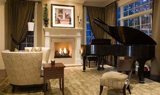 home interior window design 15 grand piano set ups in traditional living rooms home design lover