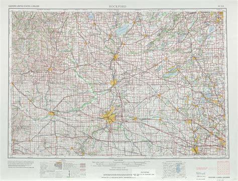 rockford topographic maps il wi usgs topo quad