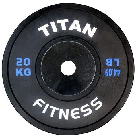 elite olympic bumper plates black  kg single sku