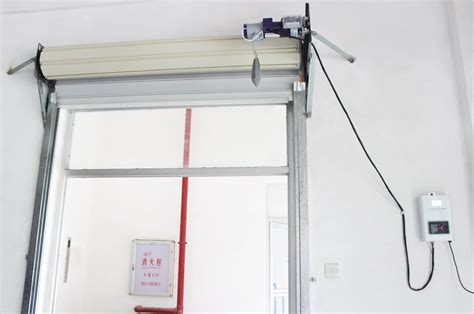 automatic garage door opener installation left or right installation automatic roll up garage door