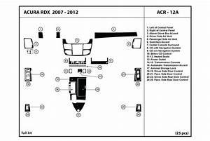 Dl Auto U2122 Acura Rdx 2007
