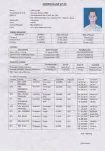 ordinary seaman curriculum vitae cvs resume maker resume form sle format resume template pdf free civil engineering