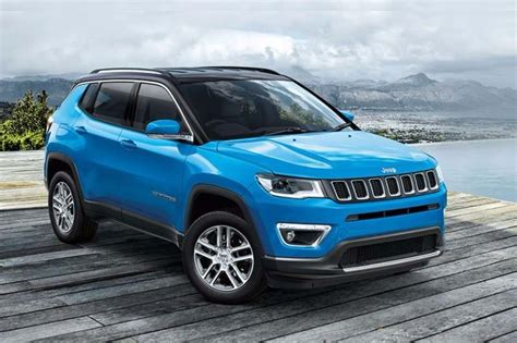 jeep compass price jeep compass review india 2018 cars models