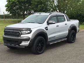 used 2017 ford ranger 3 2 tdci wildtrak cab up 4x4 4dr eu6 for sale in suffolk